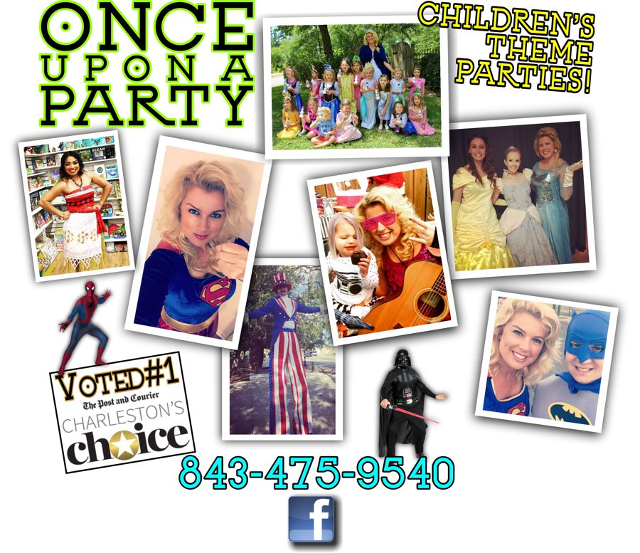 ONCE UPON A PARTY